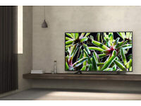 """Sony BRAVIA KD65XG70 65"""" Smart 4K Ultra HD Android TV BRAND NEW BARGAIN, NO BOX, Collection Only"""