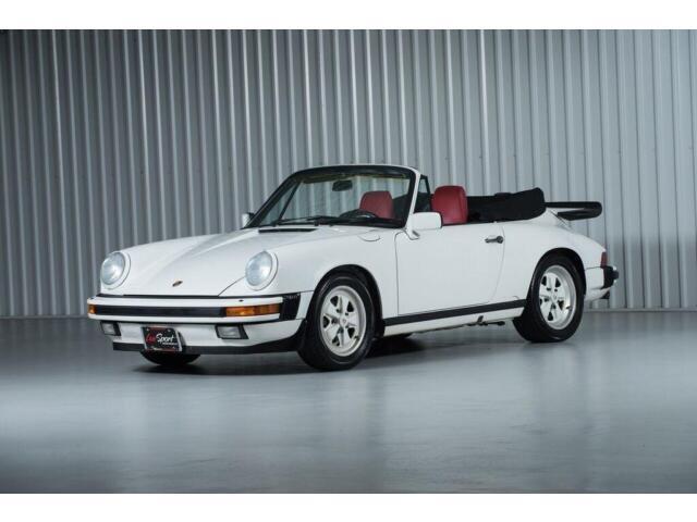 Image 1 of 1988 Porsche 911 Carrera…