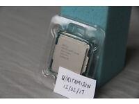 Intel Core i7 4770k 3.5GHz Quad Core Eight Thread CPU LGA 1150