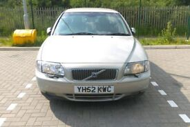 Volvo S80 52 plate | Automatic gearbox