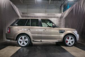 2013 Land Rover Range Rover Sport SUPERCHARGED w/ 360 CAMERA / N
