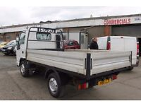 ISUZU NKR 77 TURBO DI DROPSIDE PICK-UP – 2008