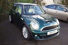Mini Cooper S - Low Mileage, FSH, 4 new tyres and front brakes