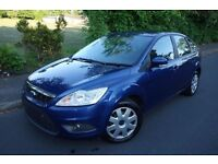 2009 FORD FOCUS 1.8 TDCI, STYLE, FACELIFT, NEW SHAPE, 1 OWNER FROM NEW, FULL HISTORY. HPI CLEAR
