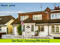 **OPEN HOUSE** Sat 28th Jan. Stunning 3-bed house in Hersham, Surrey. Offers over £500,000