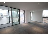 Brand New 2 Double Bedroom Apartment With Stunning View and Balcony Located Near Canary Wharf.