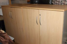 2 Storage Units in great condition