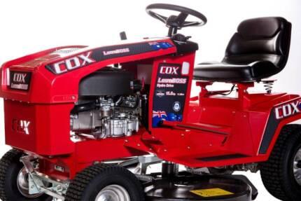 Cox Lawn Boss Ride On Mower