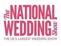 The National Wedding Show tickets - Birmingham NEC