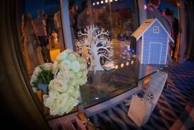 Beach Hut Wedding Card Box