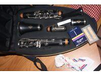 Buffet B12 clarinet