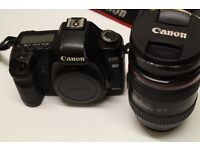 Used Canon 5D MK 2 + Canon 24-70 mm