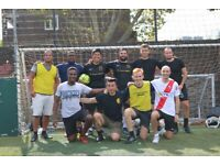 Players needed | football league in MILL HILL