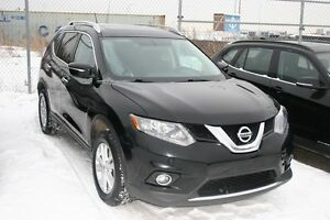 2014 Nissan Rogue SV AWD, S/ROOF, ALLOYS, HTD SEATS, AUTO