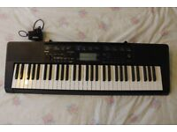 Casio CTK2300AD Electronic Keyboard in Excellent Condition