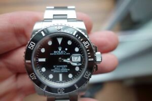 I buy your used Rolex's cash.