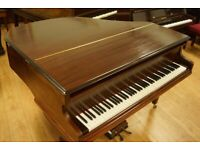 Monington & Weston baby grand piano - Tuned and delivery available