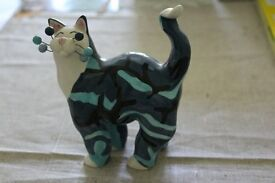Lacombe Willitts cat ornament