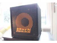 Markbass CMD 121P Bass Amp + Amp Cover