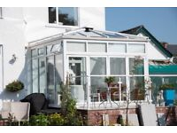 Conservatory only 4 years old.