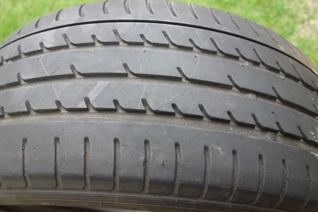 Toyo Proxes Tyre 215/50/17