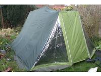 Lichfield challenger 5 classic ridge tent