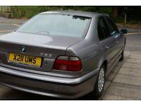 BMW 5 SERIES E39 523i 10/ 2000 manual