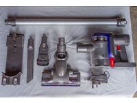 Dyson DC35 Handheld Vacuum Cleaner (with all attachments)