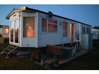 Stunning 2 Bedroom Mobile Home for Sale at Valley Farm Holiday Park.