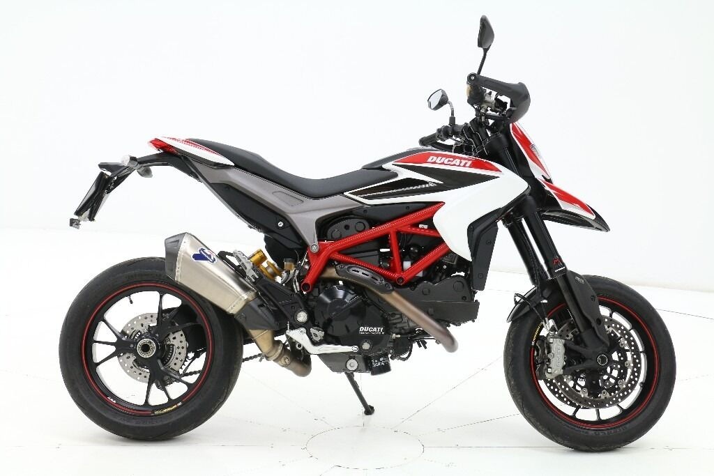 sold sold sold 2013 ducati hypermotard 821 sp with 1845 miles and termignoni price promise. Black Bedroom Furniture Sets. Home Design Ideas