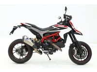 SOLD SOLD SOLD!!! 2013 Ducati Hypermotard 821 SP with 1845 Miles and Termignoni, PRICE PROMISE