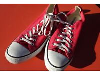 Converse Trainers - Size 10