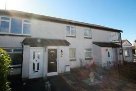 Spacious 2 bedroom unfurnished upper villa with private garden available NOW