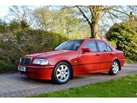 Mercedes-Benz, C CLASS, Saloon, 1999, Automatic, C250 Turbo Diesel