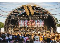 2x Wilderness Festival tickets General Camping- £250 bargain!