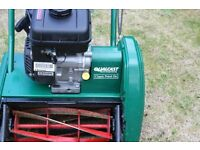 Qualcast Classic 35s Petrol lawnmower