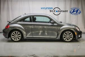 2012 Volkswagen Beetle 2.5L Highline BLUETOOTH, A/C, BAS KM !!!