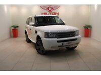 Land Rover Range Rover Sport 2.7 TD V6 S 5dr (white) 2009