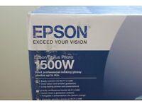 EPSON A3 COLOUR PRINTER 1500W