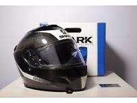 Shark Carbon Helmet (Brand new condition) size M