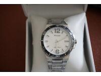 NEW Pulsar Gents Stainless Steel Bracelet Watch