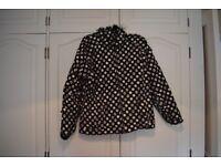 Roxy Girl Ski Jacket Age 16 (fits ladies size 8/10)