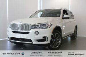 2015 BMW X5 NAV, SENSORS,VOLANT CHAUFFANT! PNEUS HIVER INCL.