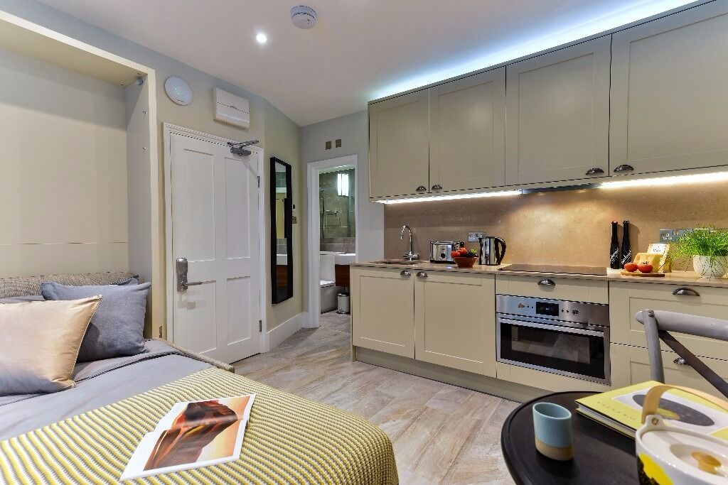 Available in June!!! New Flat, Newly Refurbished Building, All bills and internet included
