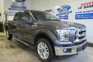 2015 Ford F-150 XLT 3.5 ECOBOOST