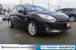 2013 Mazda MAZDA3 GS-SKY|HEATED SEATS|PUSH START|FWD|SUNROOF