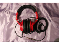 Audio Technica ATH-M50 Red LImited Edition