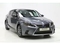 Lexus CT 200H F SPORT (grey) 2014-02-13