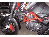KSR GRS 125cc (KTM Duke Lookalike)
