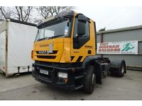 *** 2008 IVECO STRALIS 360...DAY CAB 4X2 TRACTOR UNIT. ***